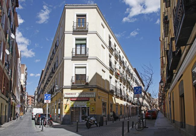 Apartamento en Madrid - Reina Sofía Boutique - MadFlats Collection