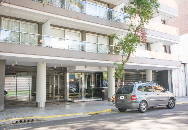 Estudio en Buenos Aires - Palermo Suite - Madflats Collection