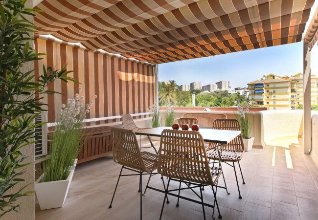 Estudio en Benalmadena - Benal Beach Terrace by Madflats Collection