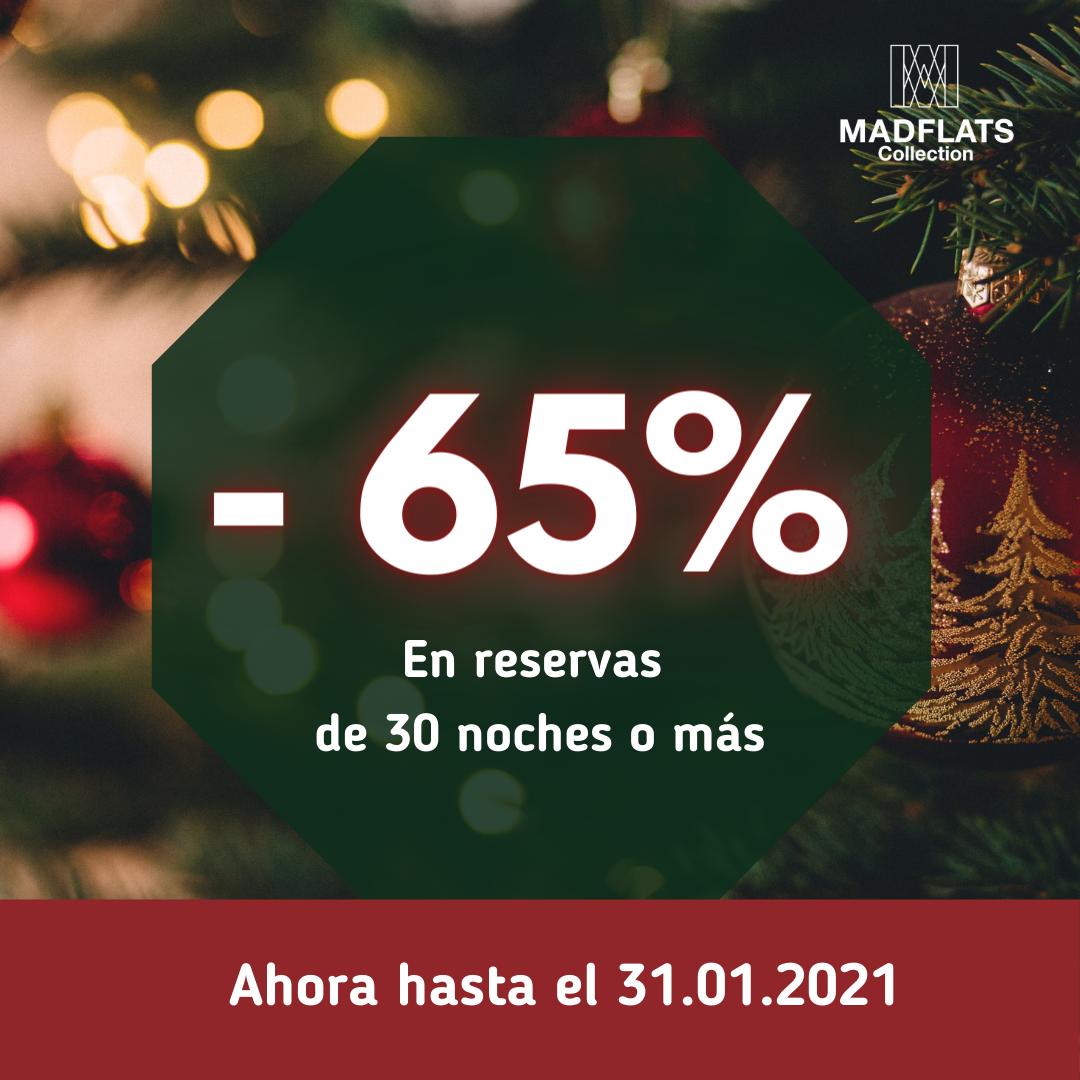 DESCUENTOS 65 %