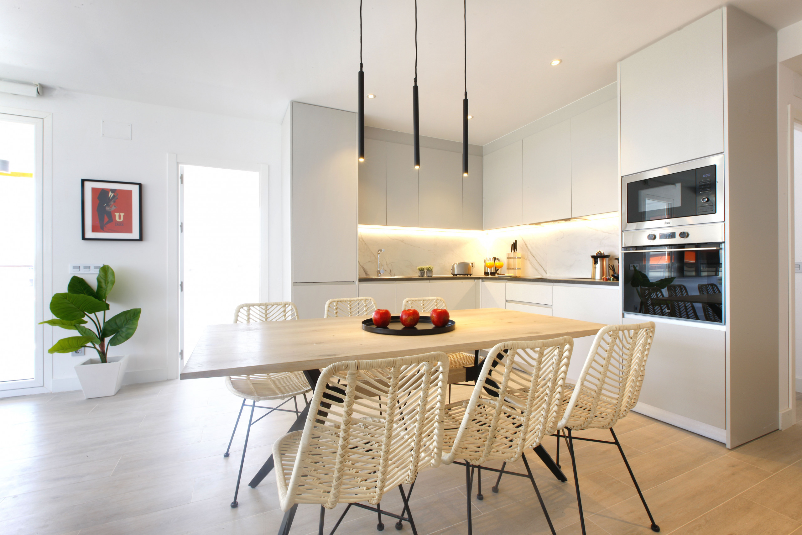 COMEDORES NOGALERA TERRACE III BY MADFLATS COLLECTION