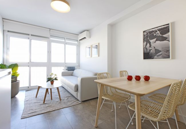 Apartment in Torremolinos - Carihuela Beach by Madflats Collection
