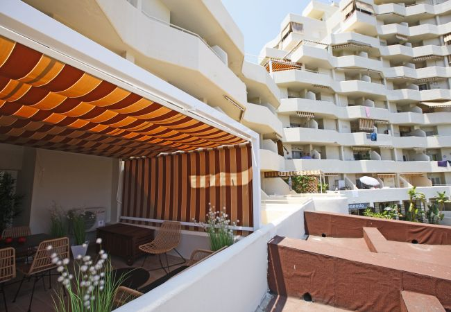 Studio in Benalmadena - Benal Beach Terrace by Madflats Collection